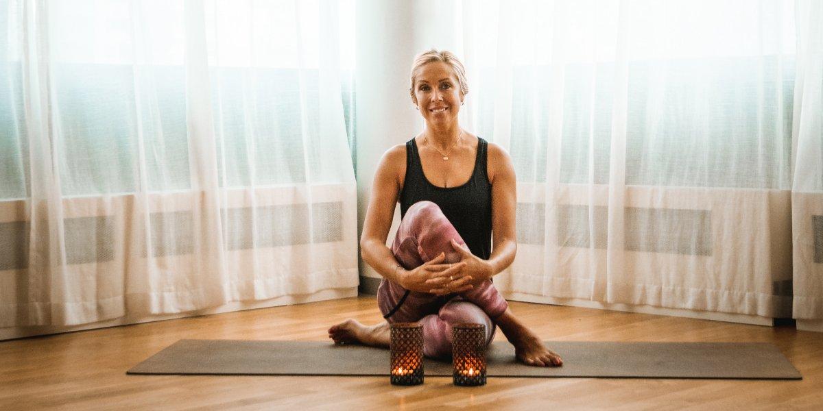 Gravidyoga inför förlossningen - Yogaläraren berättar om förberedelserna