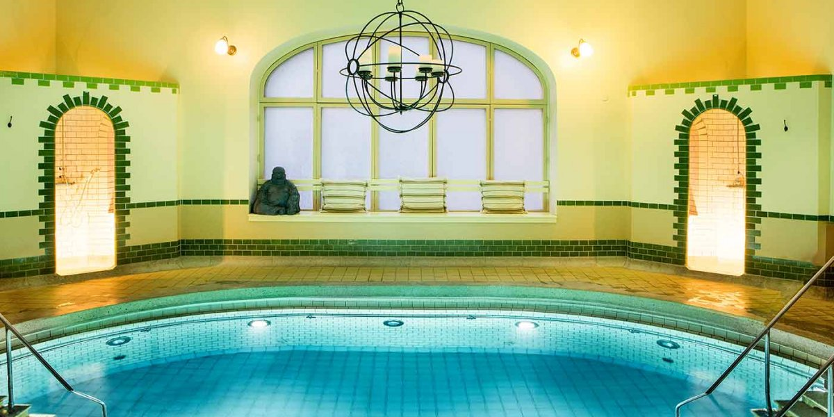 Curmans i Hagabadet spa
