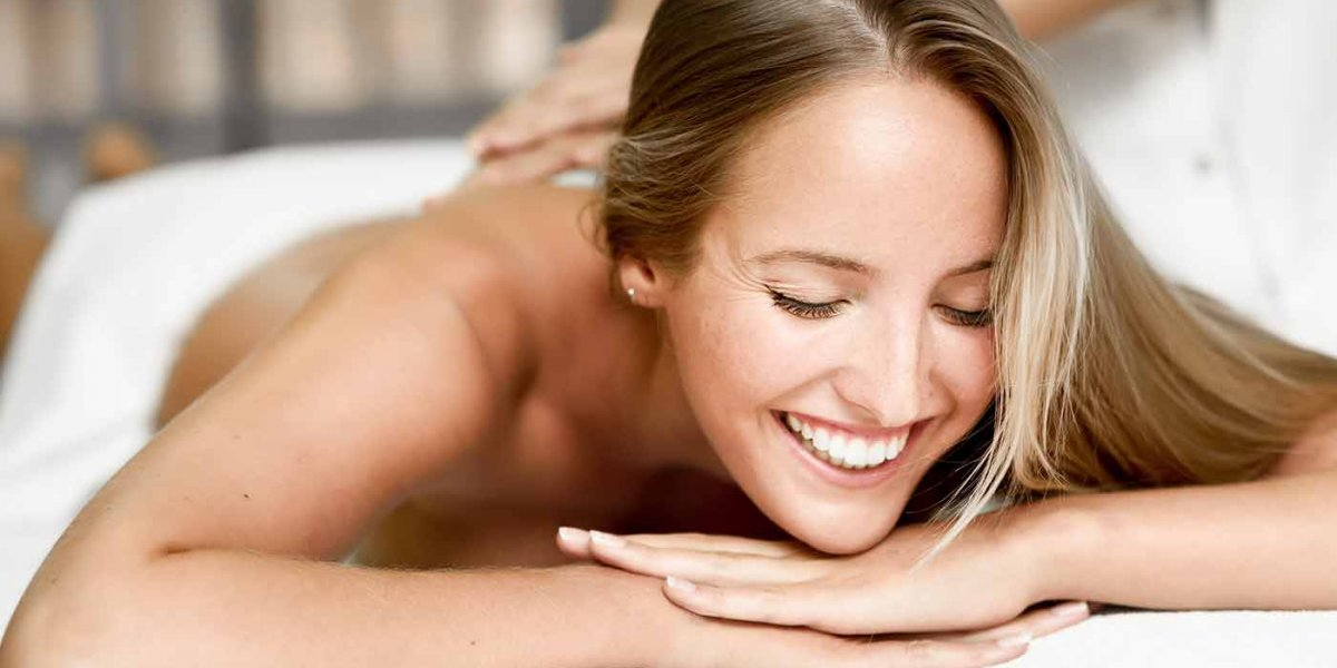 Massage Hagabadet behandling