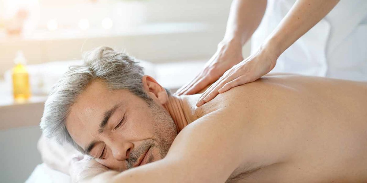 massage på morgonen